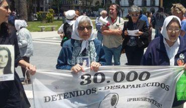 Las Madres de Plaza de Mayo realizan una nueva Marcha de la Resistencia