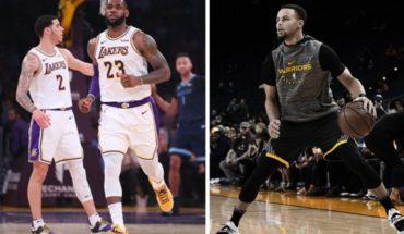 LeBron-Warriors encabeza cartelera navideña de NBA