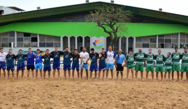 Lejos de la AFA, la Liga Argentina de Fútbol Playa va camino al éxito