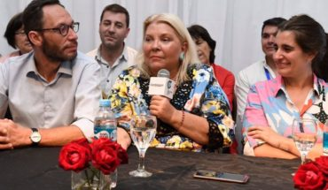 """Lilita Carrió: """"Nosotros somos Cambiemos, pero no somos corruptos"""""""
