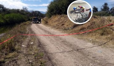 Localizan cadáver dentro de canal de aguas negras en Jalisco