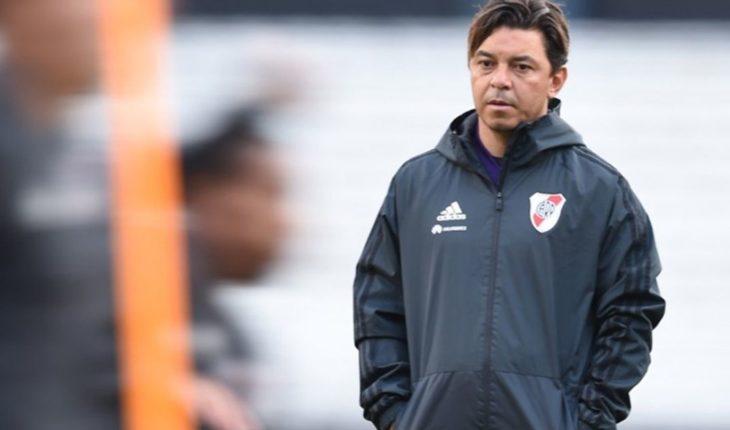 Los 28 jugadores de River que van en búsqueda de la Copa Libertadores