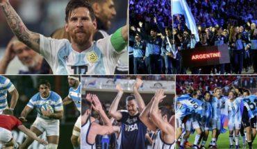 Los eventos deportivos del 2019, el año de los mundiales y Juegos Panamericanos