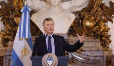 """Macri: """"Nuestra inteligencia es tener buenas relaciones con todos los países"""""""