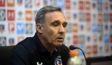 Marcelo Espina confirma que 4 o 5 jugadores llegarán a Colo Colo