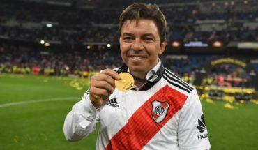 Marcelo Gallardo, agiganta su leyenda: el técnico más ganador de River