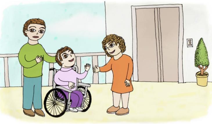 Marytere, la niña que escribió un manual contra la discriminación