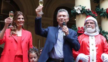 Mauricio Macri comienza sus vacaciones en Villa La Angostura