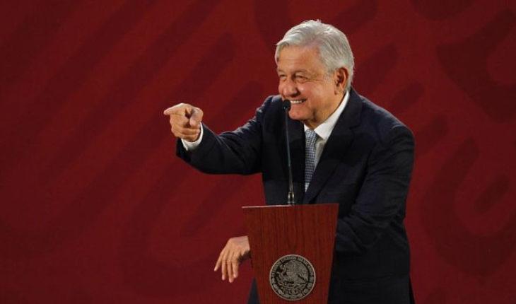Mediocre e insuficiente la meta de crecimiento en el primer año de López Obrador: Marko Cortés