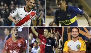 Mercado de pases: quién llega y quién se va en los equipos argentinos
