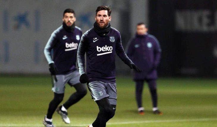 Messi revela su secreto para convertirse en el mejor cobrador de faltas