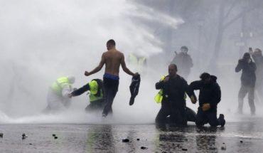Mientras Macron está en Buenos Aires, hay graves incidentes en Francia