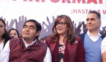 Miguel Barbosa repetirá candidatura a la gobernatura de Puebla