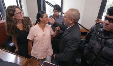 Milagro Sala absuelta: estaba acusada de mandar a matar a un hombre