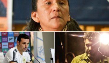 Milagro Sala en su casa, Scaloni habló de Messi, Maxi Ghione confesó que fue abusado en su infancia, y mucho más...