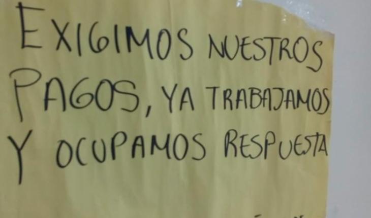 Miles de trabajadores se quedan sin pago quincenal en Michoacán