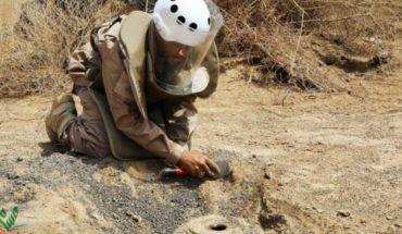 Minas terrestres, los asesinos ocultos de la guerra en Yemen