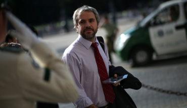 """Ministro Segpres y sanción al negacionismo: """"La pregunta es si le queremos poner una sanción penal a la libertad de expresión"""""""