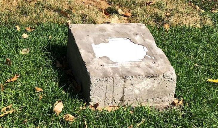 Movilh denunció destrucción del primer monumento LGTBI en Santiago
