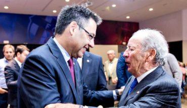 Murió Josep Lluís Nuñez, ex presidente de Barcelona le dio el primer título de la Copa de Europa