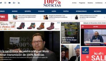 Nicaragua: nueva ofensiva contra medio crítico al Gobierno