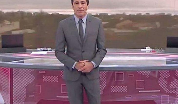 Nicolás Repetto ya no conducirá el noticiero de Telefe