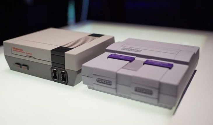 "Nintendo deja de producir las ""mini"" NES y SNES"
