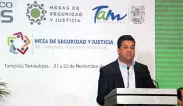 No queríamos violar la ley.- Tamaulipas