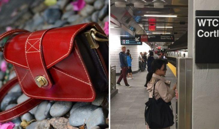 Noble: Encuentra 10 mil dólares en un bolso caro y los devuelve