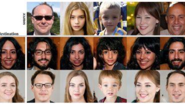Nvidia presentó una inteligencia artificial que crea rostros realistas