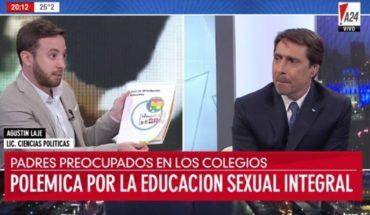 """Ola de denuncias sobre abuso pero Laje sigue hablando de """"Ideología de género"""""""