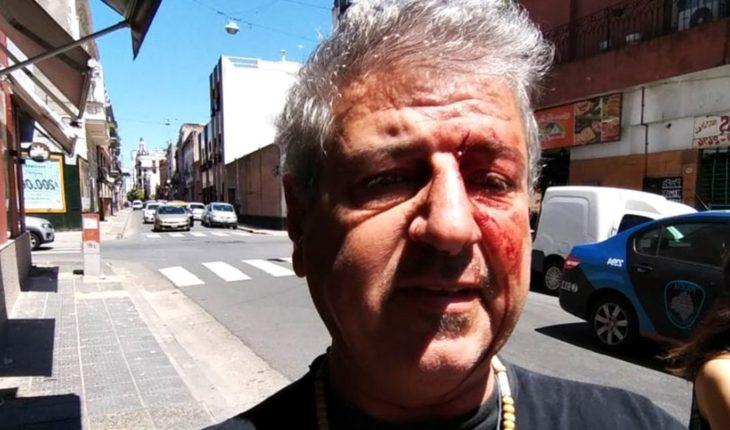 Periodista agredido: asegura que fue por denunciar narcotraficantes