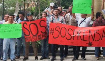 Periodistas de Oaxaca denuncian que han sido amenazados