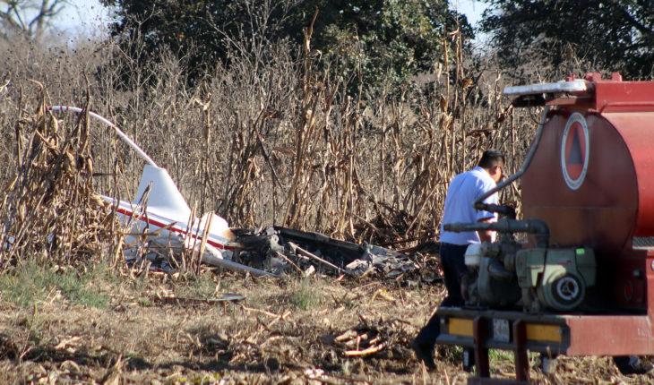 Peritos canadienses inician investigación de accidente en Puebla