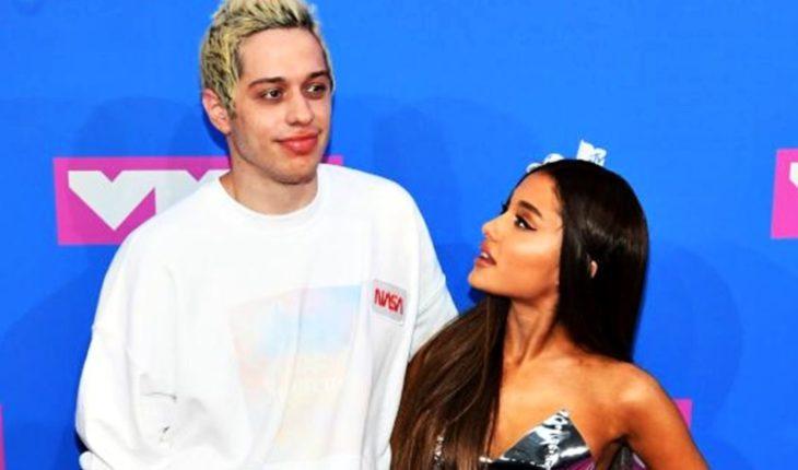 Pete Davidson, ex de Ariana Grande, publicó un alarmante mensaje en redes