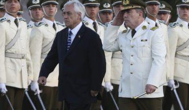 Piñera coincidió en acto con Hermes Soto tras nuevos videos de la muerte de Catrillanca
