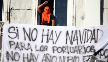 """Portuarios acusan a Ultraport de irregularidades en pagos prometidos y existencia de """"lista negra"""" de trabajadores"""