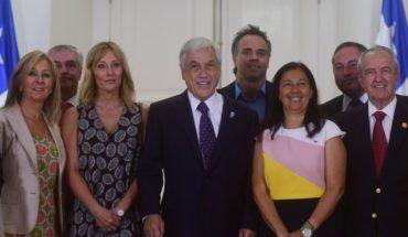 Presentaron a los integrantes de la Corporación Santiago 2023