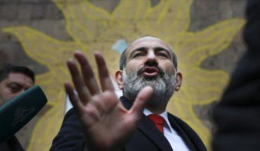 Primer ministro aventaja en comicios en Armenia