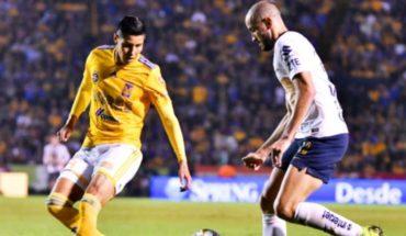 Qué canal juega Pumas vs Tigres; Liga MX 2018; cuartos de final vuelta