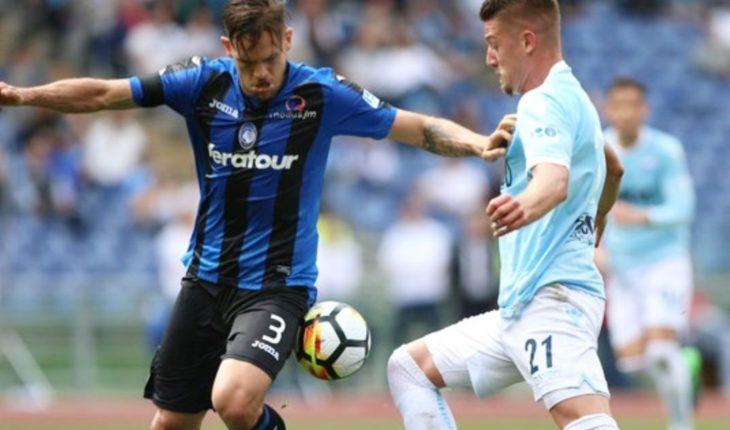 Qué canal transmite Atalanta vs Lazio en TV: Serie A 2018, partido por la fecha 16