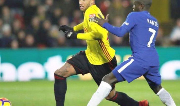 Qué canal transmite Watford vs Chelsea en TV: Premier League 2018, miércoles
