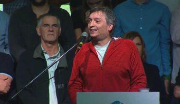 Qué dijo Máximo Kirchner sobre las denuncias de abuso sexual en la política