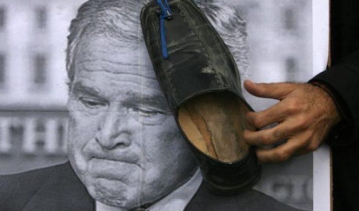 Qué pasó con Muntazer al Zeidi, el hombre que hace 10 años lanzó sus zapatos contra George W. Bush en Irak