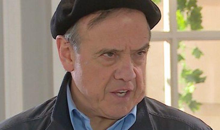 Reconocido actor de TV fue detenido por daños en café de Punta Arenas