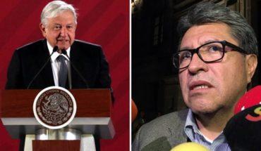 Ricardo Monreal pidió a Gabinete evitar provocaciones