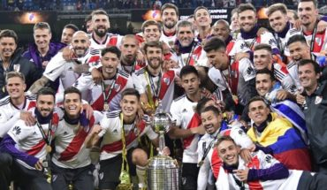 River Plate campeón de la Copa Libertadores de América