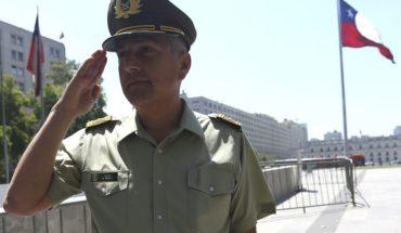 """Rozas """"no descarta"""" salida de más generales y pedir perdón a familia de Camilo Catrillanca"""