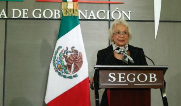 Sánchez Cordero y el reto de la gobernabilidad en México