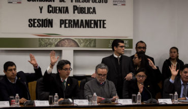 Se aprueba en Comisiones el PEF 2019 con recortes a órganos autónomos y Poder Judicial